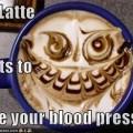 Evil Latte