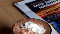 Homemade Espresso Truffle Latte