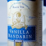 Zhena's Gypsy Vanilla Mandarin Tea, reviewed