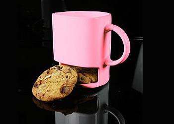 Pink Dunk Mug