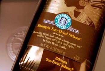 Starbucks Ethiopia Sun-Dried Sidamo