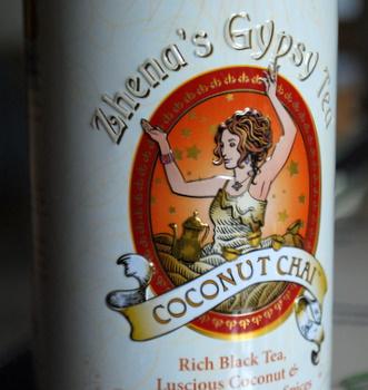 Zhena's Gypsy coconut chai