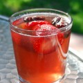 Strawberry Kiwi Iced Tea