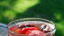 Zhena's Gypsy Tea Strawberry Kiwi Green Tea, reviewed