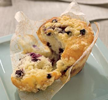 starbucks blueberry muffin