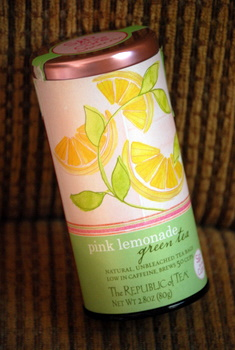 Pink Lemonade Green Tea