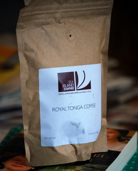 Royal tonga coffee