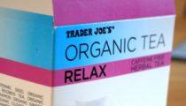 Trader Joe's Relax Organic Tea