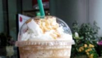Coffee Jelly Caramel Frappuccino from Seoul