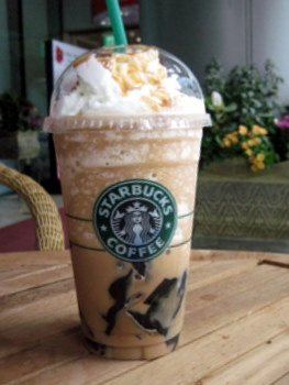 coffee jelly frappuccino