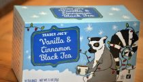 Trader Joe's Vanilla & Cinnamon Black Tea, reviewed