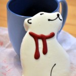 Polar Bear Cookie from Starbucks