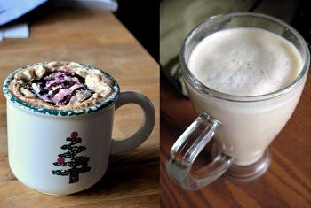Hot Holiday Drinks