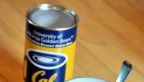 Cal Blue Hot Chocolate