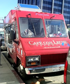 Cafe Con Leche Truck