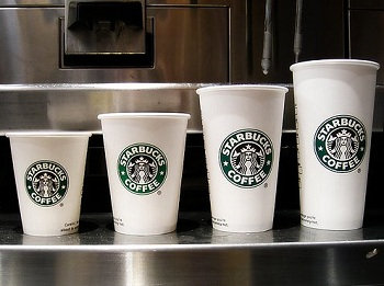 Starbucks Sued Over Under-Filled Lattes