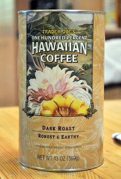 100% Hawaiian Coffee