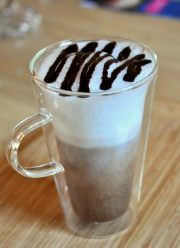 Homemade Cococa Cappuccino