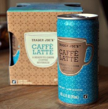 TJ's Caffe Latte Drink