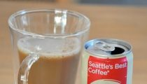 Seattle's Best Coffee Iced Vanilla Latte, reviewed