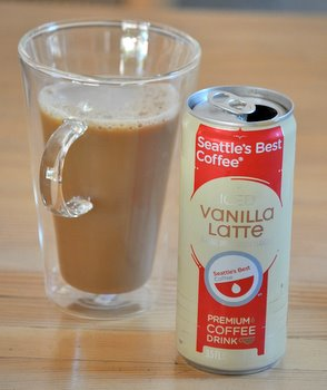 SBC Iced Vanilla Coffee