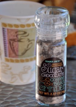 TJ's Sugar, Chocolate and Coffee Bean Grinder