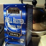 Trader Joe's Well Rested Tea, reviewed