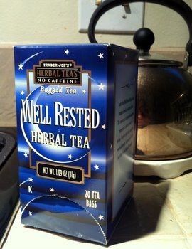 Well Rested Herbal Tea