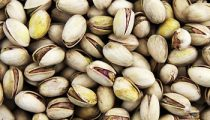 Coffee made with pistachios?
