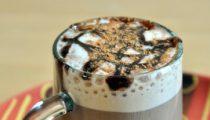 Chocolate Pumpkin Spice Latte
