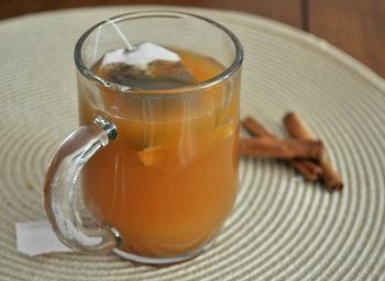 Chai Tea Spiced Cider