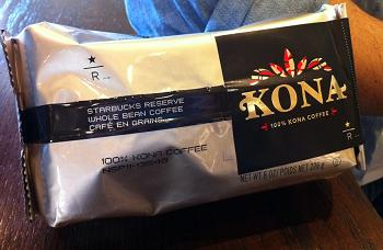 Starbucks Reserve 100% Kona Coffee, reviewed