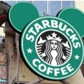 Disney Starbucks