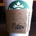 Starbucks Reserve Malawi