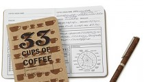 Coffee Tasting Notebook Set