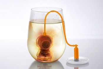 Deep Tea Diver