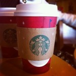 BOGO on Holiday Drinks at Starbucks Nov 15-18
