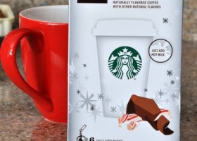 Starbucks Peppermint Mocha Via, reviewed