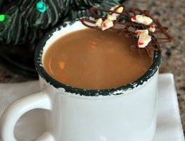 Peppermint Bark Mocha