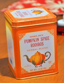 Pumpkin Spice Rooibus