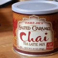 TJ's Salted Carame Chai Latte Mix