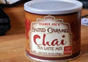 Trader Joe's Salted Caramel Chai Latte Mix, reviewed