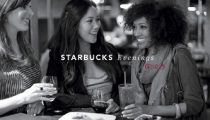 Select Starbucks start serving wine during Starbucks Evenings