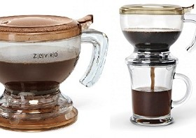 Zevro Incred-a-brew Direct Immersion Coffee Maker