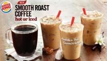 Burger King revamps coffee menu