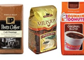 Cook's Illustrated Rates Medium-Roast Supermarket Coffees