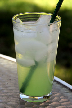 Homemade Cool Lime Refresher