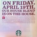 Starbucks House Blend
