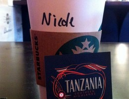 Starbucks Reserve Tanzania Southern Highlands, reviewed