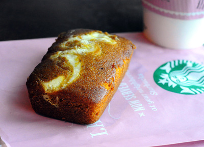 Pumpkin Loaf at La Boulange